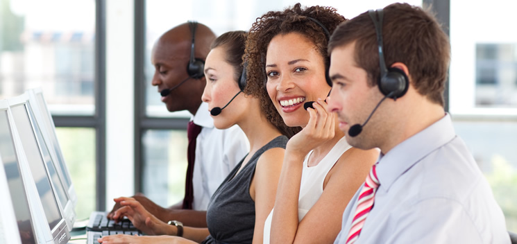 Customer Service for credit card payment processing customers