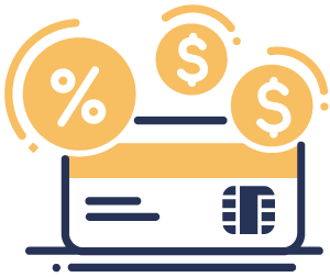 Pricing for credit card processing