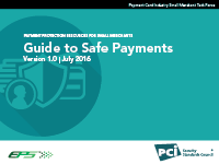 Guide to Safe Payments