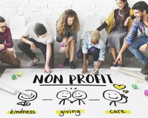 non-profit electronic payment systems
